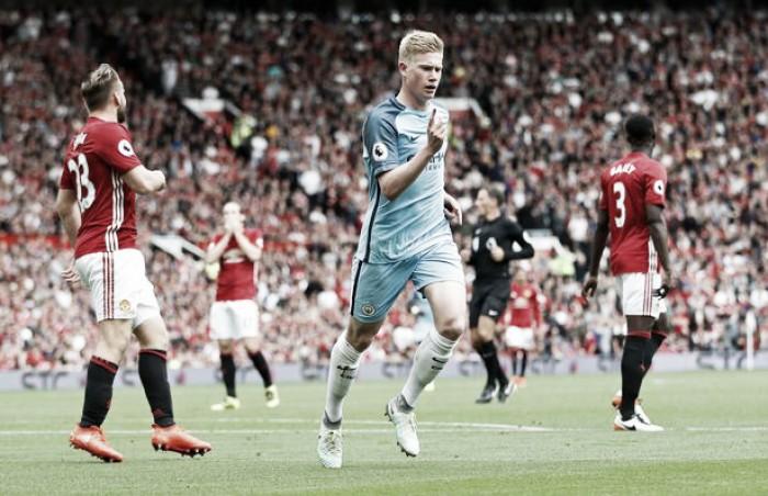 Verso Manchester City-Manchester United 27 aprile 2017 in diretta: segui il LIVE