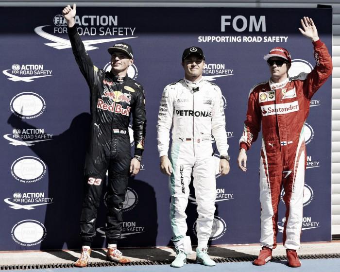 Nico tiene muchas chances de descontarle a Hamilton