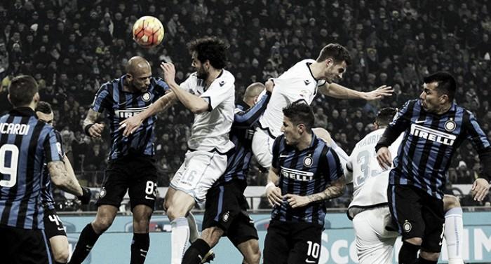 Lazio - Inter in Serie A 2016 (2-0): Klose e Candreva decidono il match dell'Olimpico
