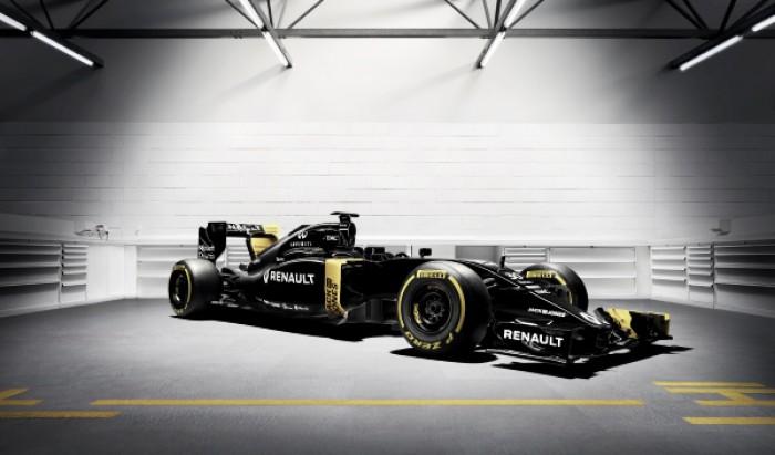 Renault en su vuelta a la Fórmula Uno presentó su RS16