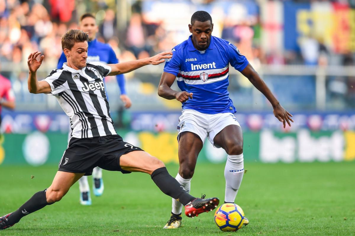 Terminata Juventus - Sampdoria, LIVE Serie A 2017/18 (3-0): Triplo assist di Costa, la Signora va a +6
