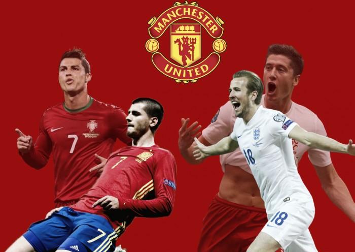 Lo United fra Kane e Morata, suggestioni Lewandowski e Cristiano. Chi va a Manchester?