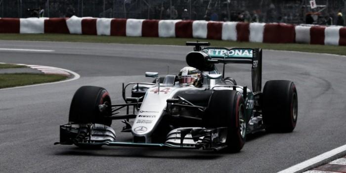 Hamilton se quedó con la pole en Canadá
