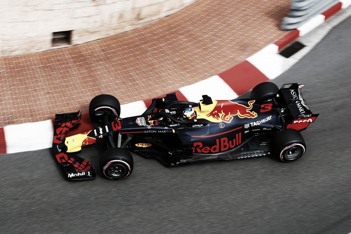 Ricciardo y Red Bull dominaron en Mónaco