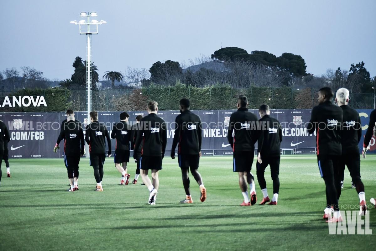 Barça-Roma, un reto para los azulgranas
