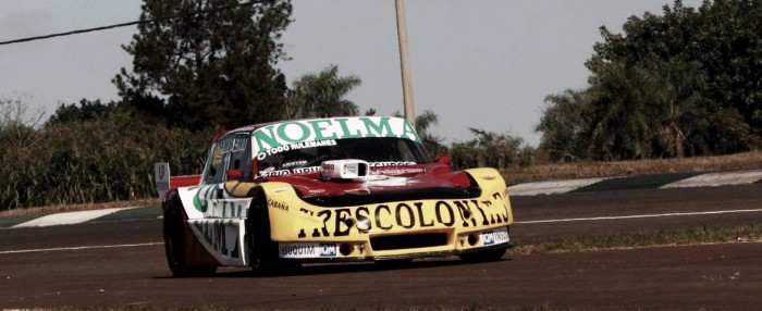 Nicolás Bonelli fue el más rápido