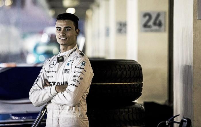 Pascal Wehrlein es piloto oficial de Manor