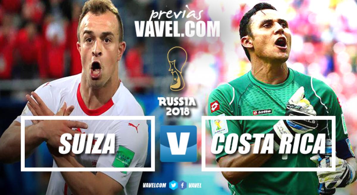 Mondiali - La Svizzera non può sbagliare, la Costa Rica non vuole mollare