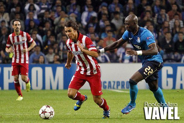 Óliver Torres debuta con el Atlético de Madrid en Champions League: el cuarto más joven