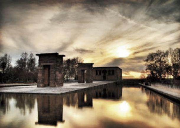 Un templo de faraones en Madrid