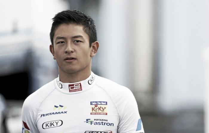 Se cerró la parrilla de la Fórmula 1: Rio Haryanto a Manor