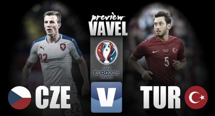 Euro 2016, Gruppo D: Repubblica Ceca e Turchia in cerca della qualificazione