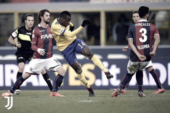 """A Bologna (stra)vince la Juve, Donadoni: """"Approccio giusto, loro più determinati"""""""