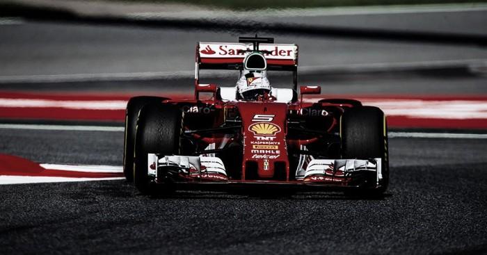 Vettel y Rosberg adelante el viernes