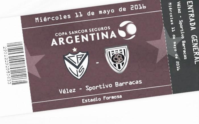 Vélez - Sportivo Barracas: Nuevo objetivo