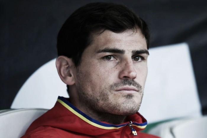 """Euro 2016, Casillas mette in guardia la Spagna: """"Tutti vogliono batterci. L'Italia è sempre pericolosa"""""""