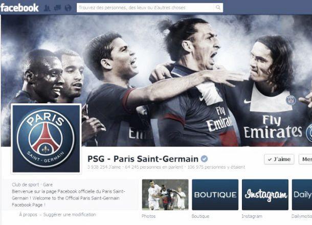 Popularité des clubs de Ligue 1 sur les réseaux sociaux : Août 2014