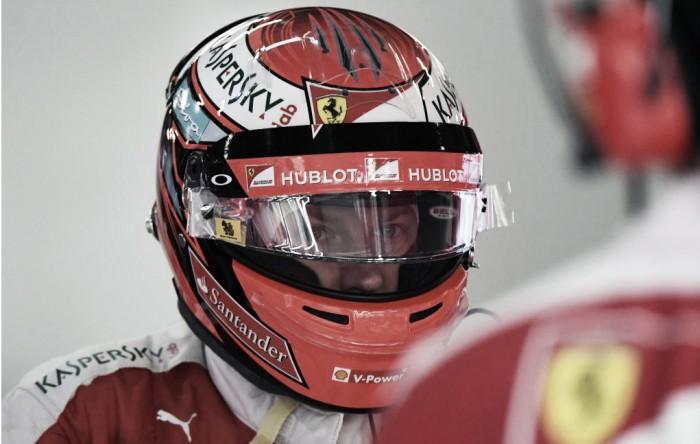 """Kimi Raikkonen: """"Estoy muy decepcionado"""""""