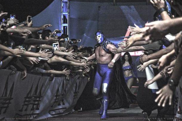 Blue Demon Jr. festejará 30 años de trayectoria en Triplemanía XXIII