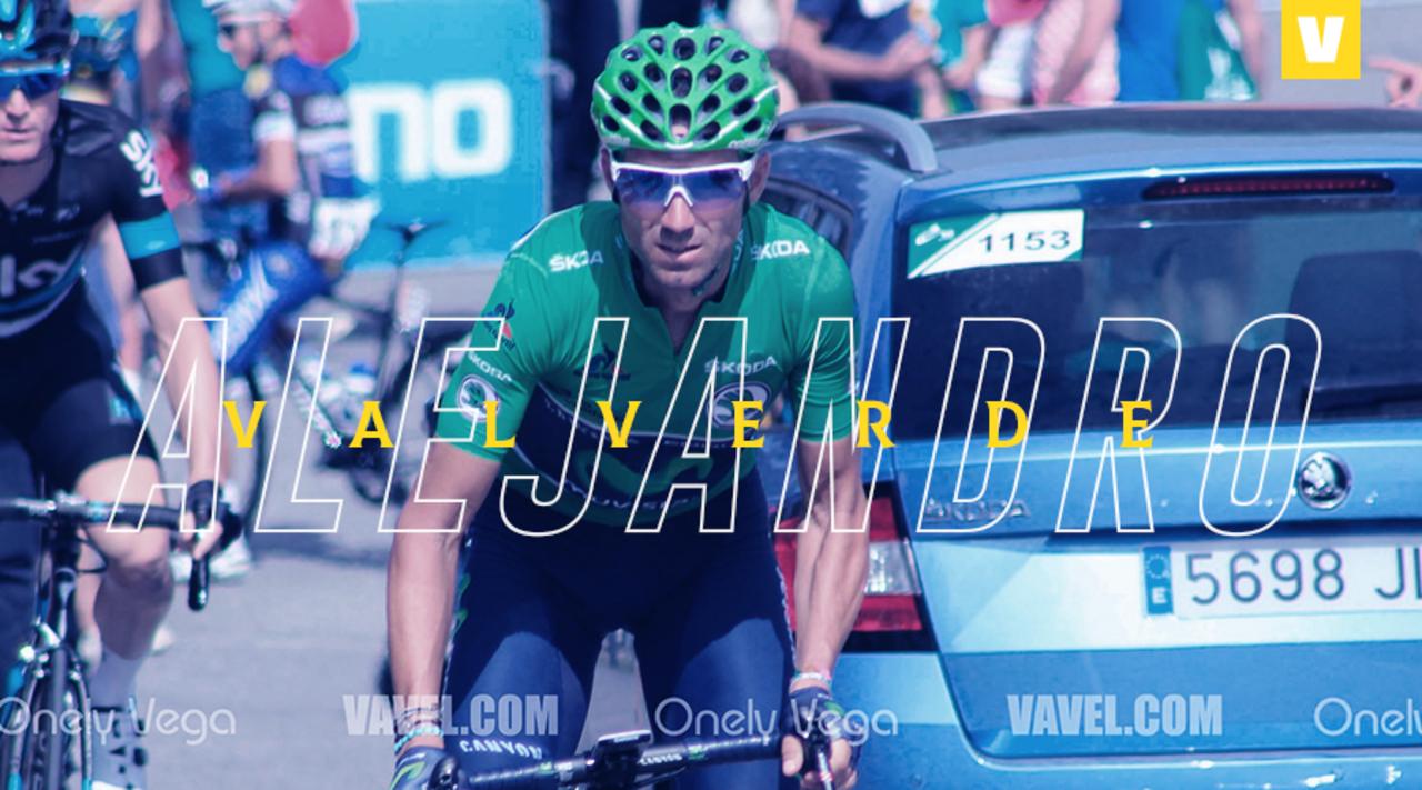 Protagonista de Oro. Alejandro Valverde: el año más esperado