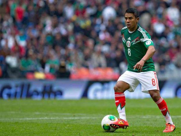 Juan Carlos Medina causa baja del Mundial con México