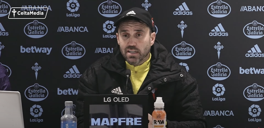 """Eduardo Coudet: """"Me gusta que este equipo se empiece a acostumbrar a ganar"""""""