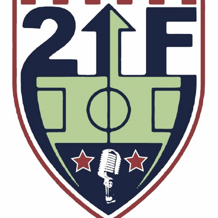 2 Up Front #78 (Boston Breakers Steph Verdoia, Chicago Red Stars Taylor Comeau, VAVEL USA Chris Blakely, Soccer Analyst Simon Mitchell)