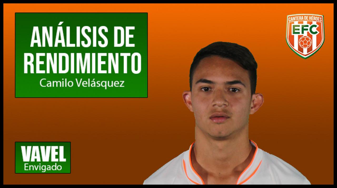 Análisis naranja 2018-II: Camilo Velásquez