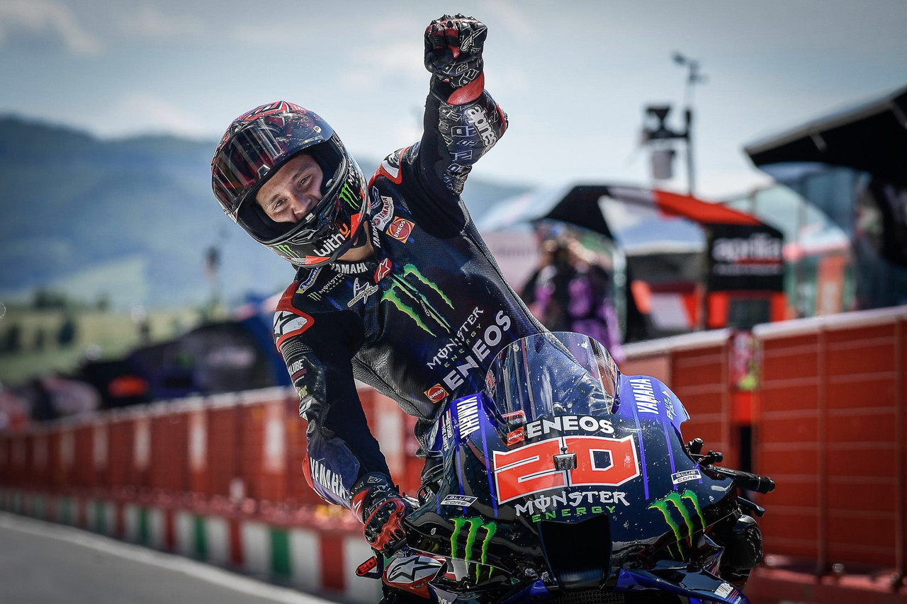 Previa MotoGP Barcelona: Quartararo llega más líder