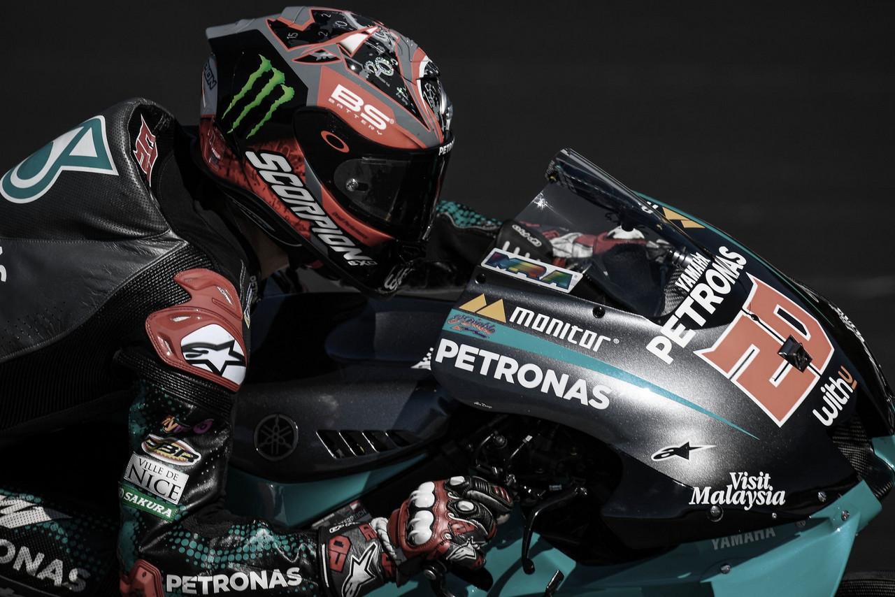 El Petronas Yamaha SRT domina los primeros libres