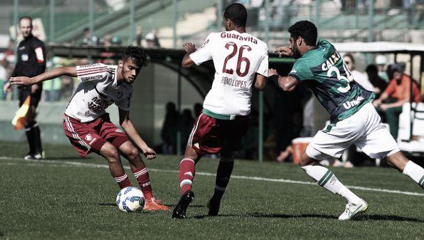Pré-jogo: Fluminense e Chapecoense se enfrentam no Maracanã buscando apenas vitória