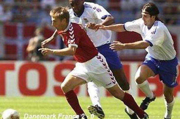 LIVE AMICAL : France - Danemark en direct (2-0)