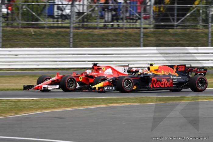 """F1 - Verstappen: """"Con Vettel duello duro, ma corretto"""""""
