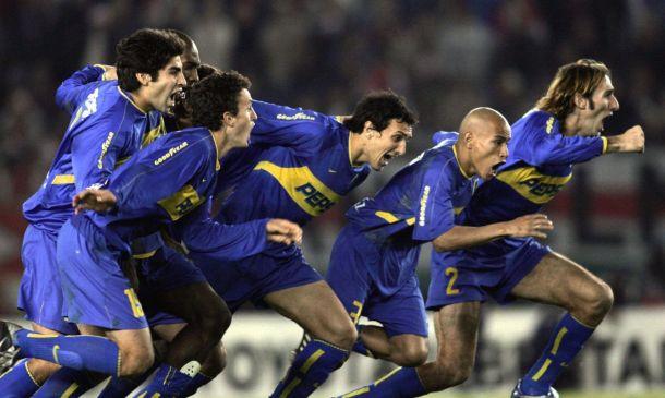 Copa Libertadores 2004: el recuerdo de la épica victoria Xeneize