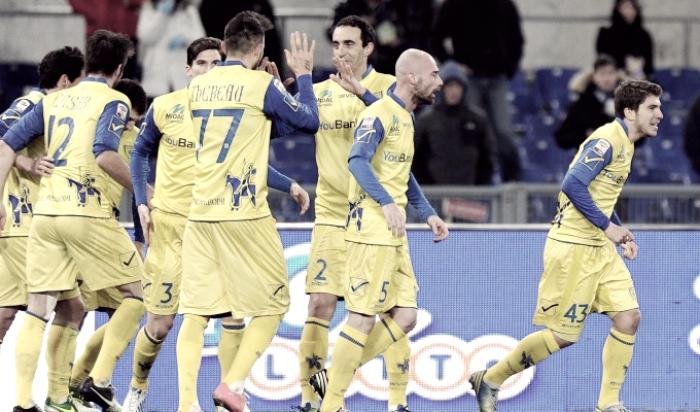 Serie A: il Chievo speak...Inglese, le parole dell'uomo-gol contro la Lazio
