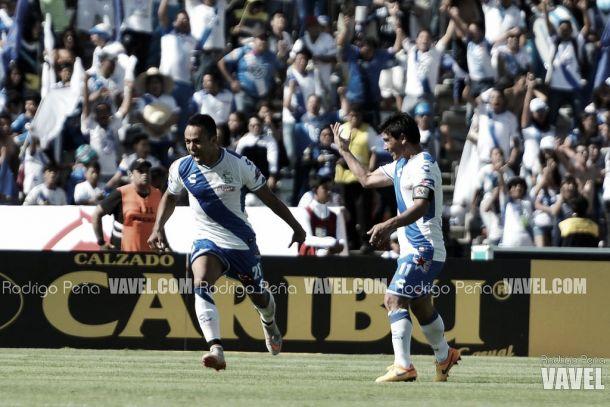 Puebla iguala su mejor arranque goleador en 15 años