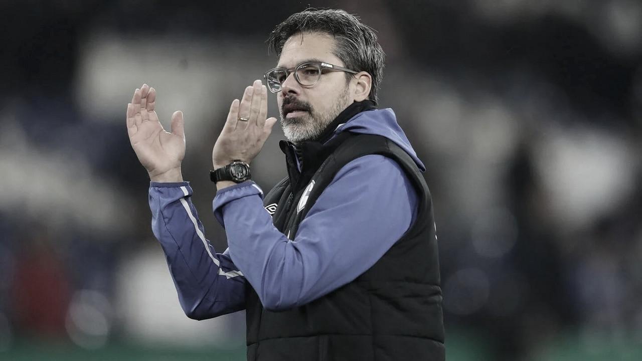 Sem vencer há dez rodadas, David Wagner cita problemas de lesões no elenco do Schalke