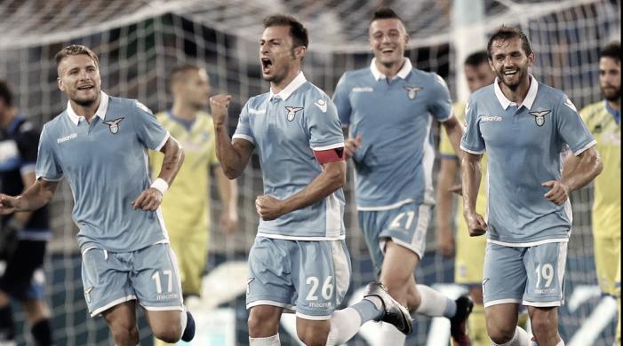 Pescara - Lazio in Serie A 2016/17 (2-6): finisce qui! Lazio sugli allori contro un Pescara sfortunato!