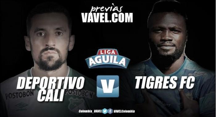 Deportivo Cali- Tigres: El tiempo apremia a los 'azucareros'