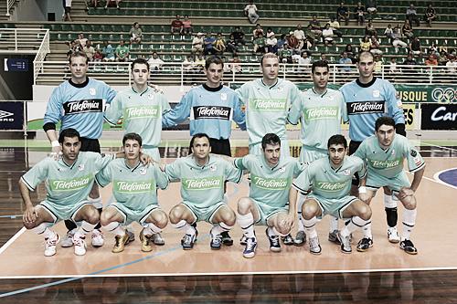 Serial Copas Intercontinentales de Inter Movistar - 2006: Boomerang conquista Brasil