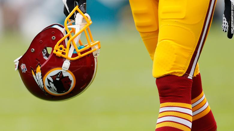 Washington Redskins Retire Nickname And Logo