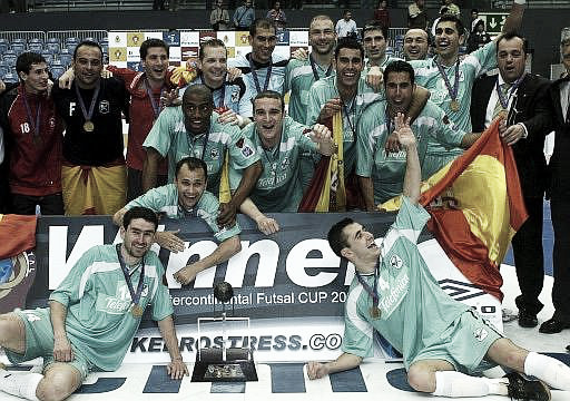 Serial Copas Intercontinentales de Inter Movistar - 2007: No hay dos sin tres