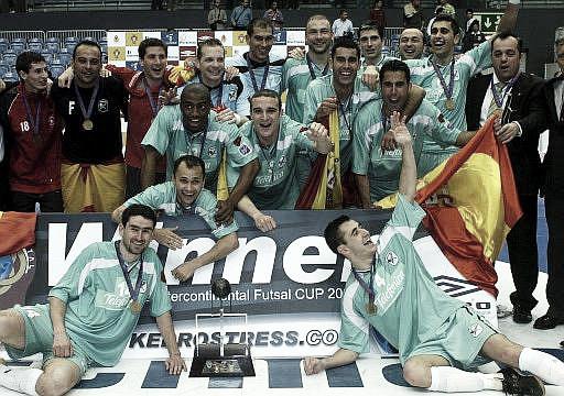 Serial Copas Intercontinentales de Inter Movistar - 2007: No hay dos sin tres