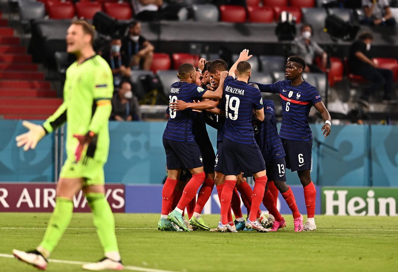 Euro 2020 - Hummels tradisce la Germania: vince la Francia 1-0