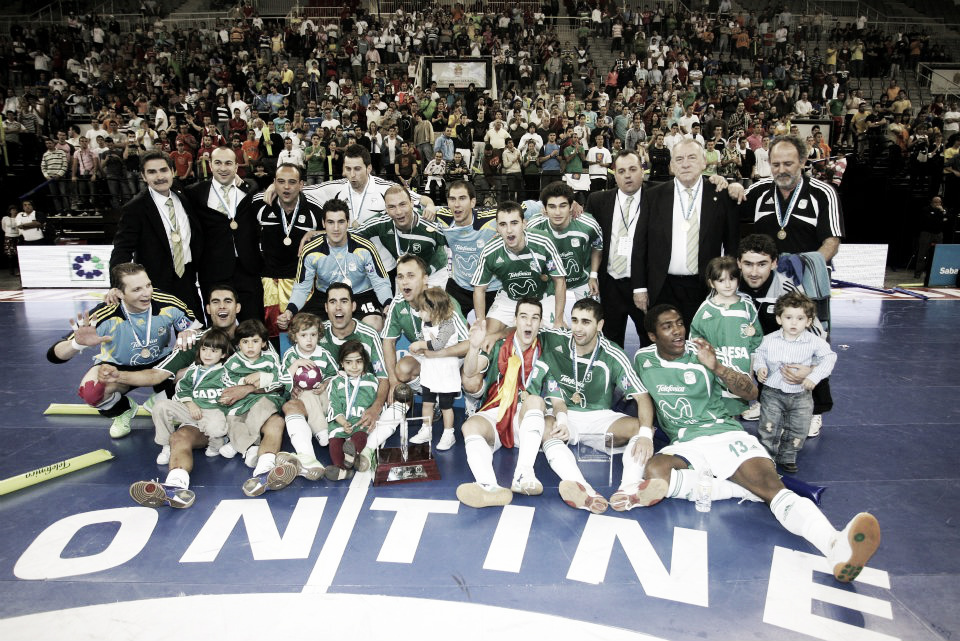 Serial Copas Intercontinentales de Inter Movistar - 2008: Interviú reina en Granada