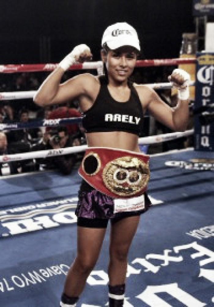 Arely Muciño irá por cuarto título mundial
