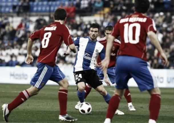 Precedentes históricos: Hércules CF – Real Zaragoza