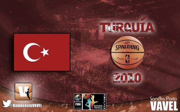 Historia de los Mundiales: Turquía 2010