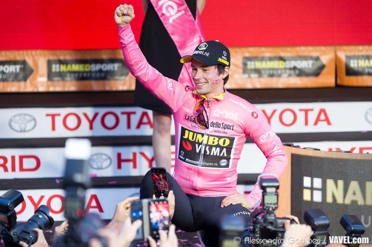 Il Giro d'Italia 2019 è partito da Bologna [fotogallery]