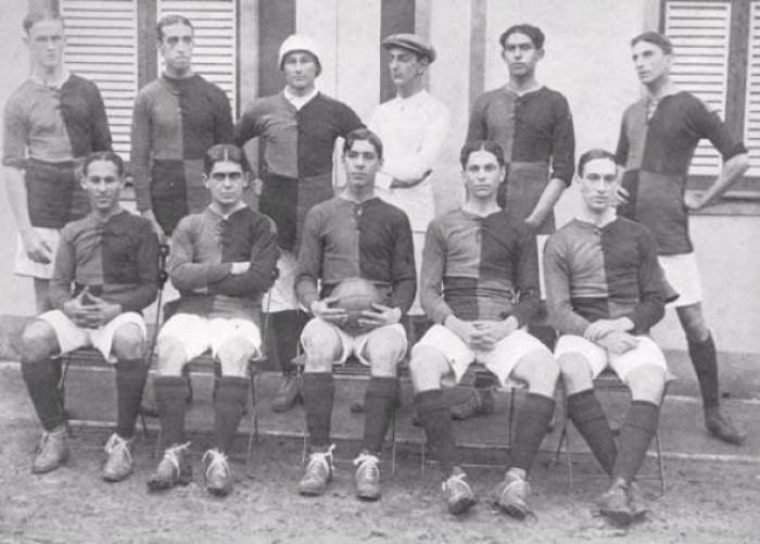 Recordar é viver: na primeira partida entre os clubes, Flamengo goleou Bangu em 1912